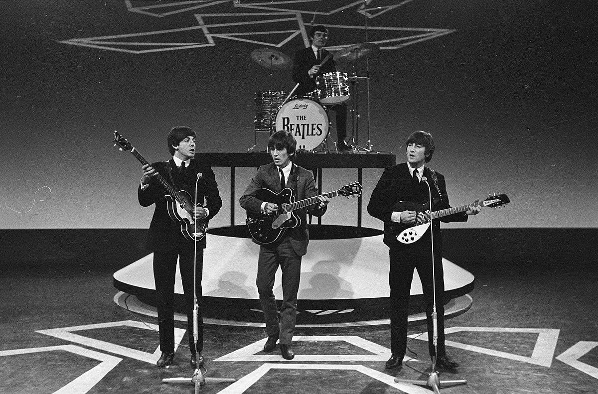My Tiny Beatles Connection (Fandango's FridayFlashback)