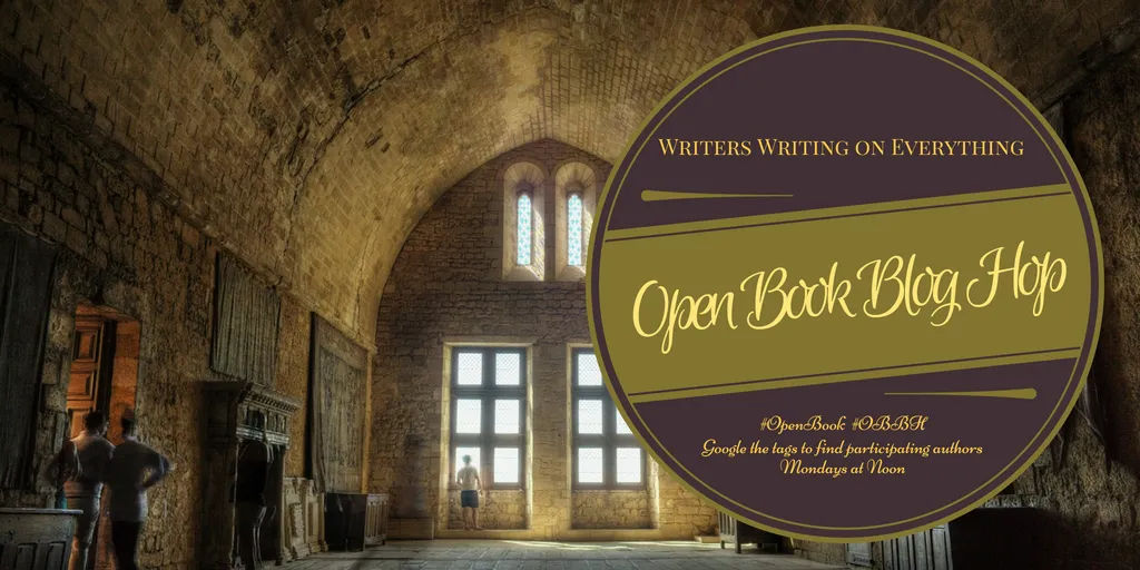 Open Book Blog Hop (wb 16 November 2020)