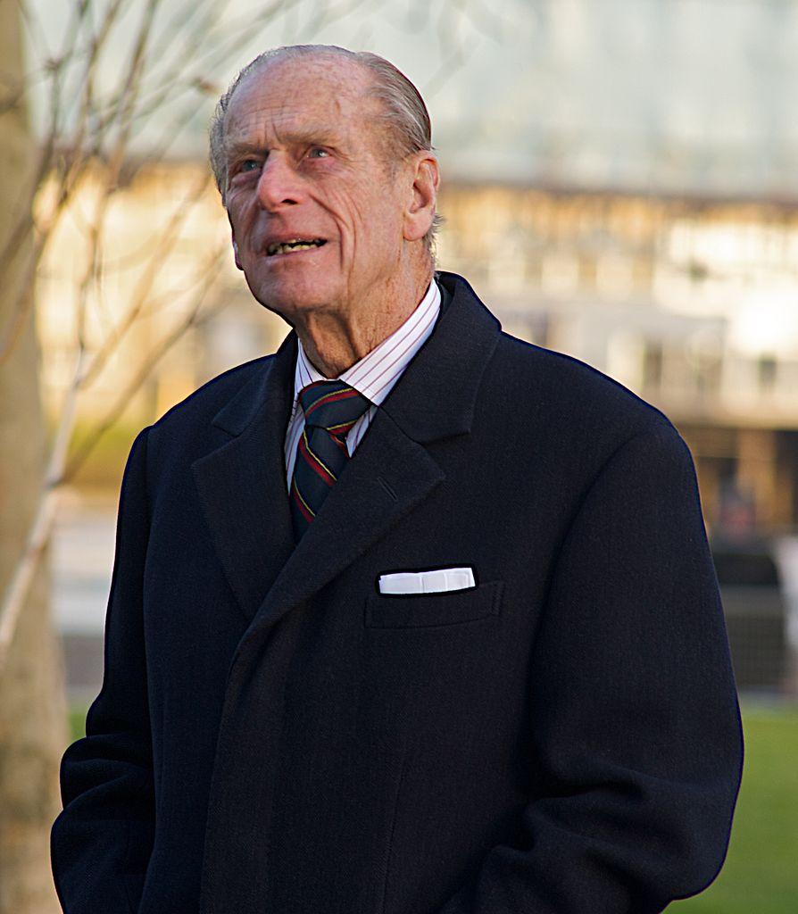 Image showing the Duke of Edinburgh