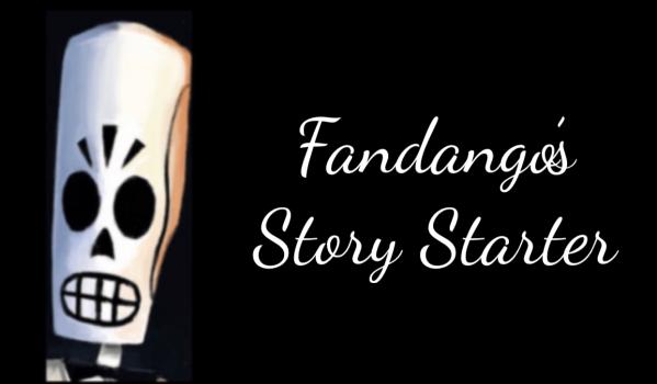 Logo for the Fandango Story Starter Prompt
