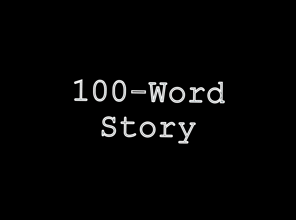 Graphic for the Hundred Word Story prompt